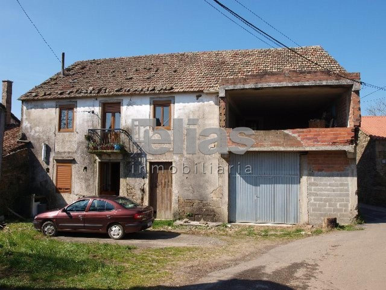 Casa en venta en zas – C000018